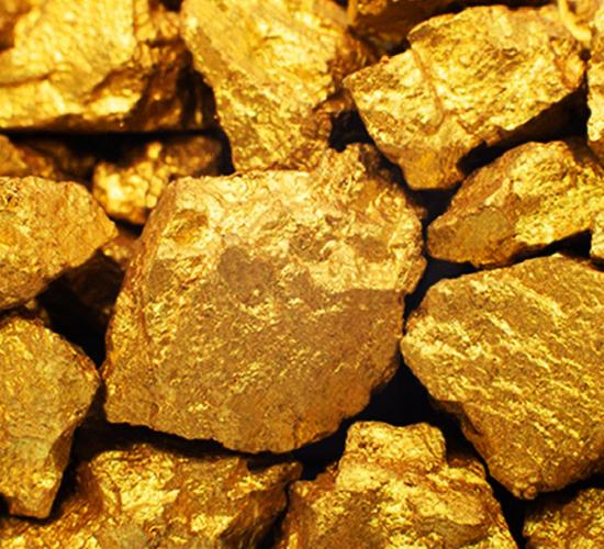 Precio del oro aumenta tras caer a mínimo en 17 meses