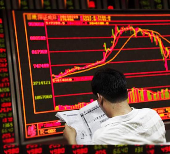 China es superada por Japón en segundo lugar del mercado bursátil