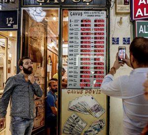Crisis de Turquía afecta a los mercados emergentes