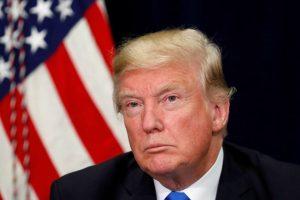 """Trump espera """"un gran acuerdo"""" entre México y Estados Unidos en el TLCAN"""
