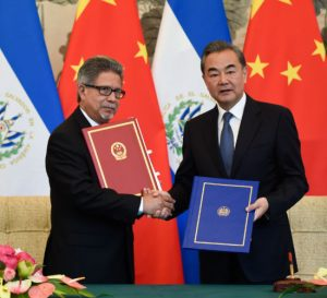 Delegación del Salvador buscará oportunidades de comercio en China