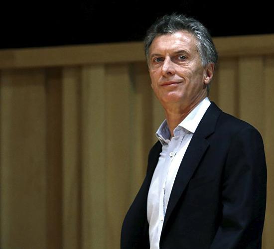 Presidente de Argentina niega posibilidad de otro default