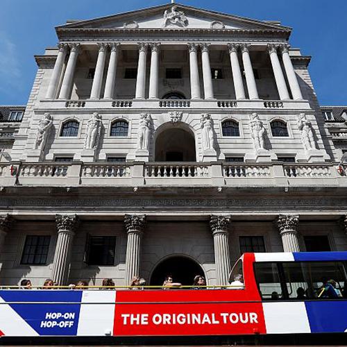 Banco de Inglaterra mantiene los tipos de interés sin cambios en el 0,75%