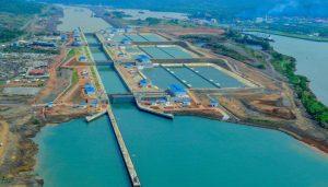 Canal de Panamá alcanza 5.000 tránsitos en zona ampliada