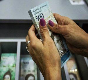 Venezuela: A partir de hoy el salario mínimo se ubica en 18.000 BsS