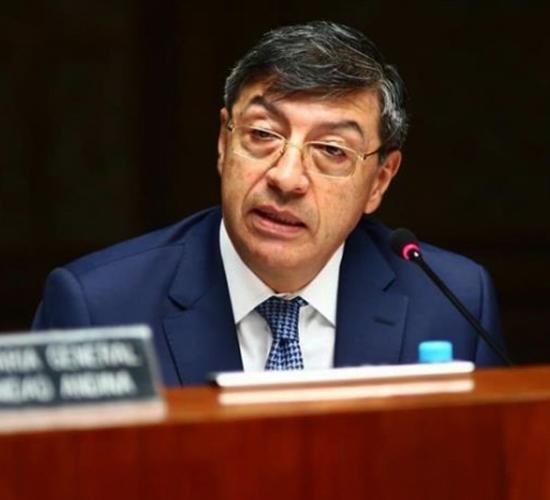 El colombiano Jorge Pedraza, asume cargo de secretario general de la CAN