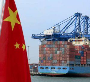 9,7% creció el comercio exterior en China durante el 2018