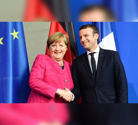 Conozca más de la alianza franco-alemana entre Macron y Merkel