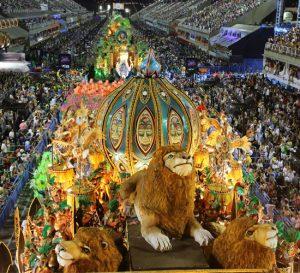 Se estima que Carnaval de Brasil moverá más de $1.786 millones
