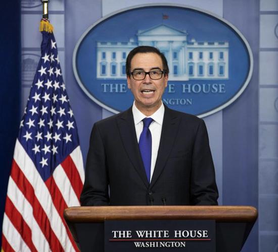 EEUU: Sanciones a instituciones financieras vinculadas a Nicolás Maduro
