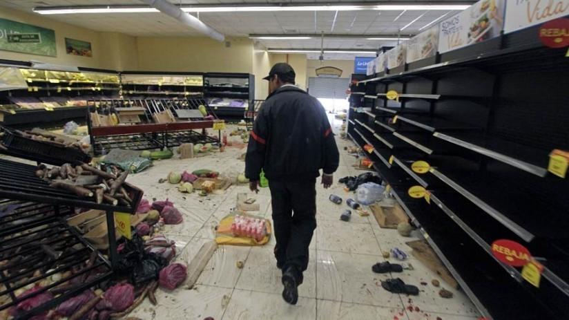 Crisis hunde la economía en Nicaragua
