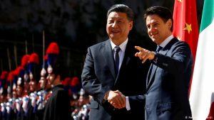 Nueva Ruta de la Seda, Italia y China firman un principio de acuerdo