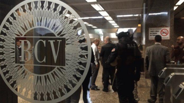 BCV responsabiliza a EEUU del alza del dólar Dicom