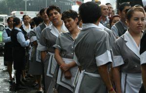 2,3 millones de empleadas domésticas contarán con cobertura médica y social en México