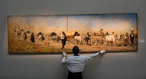 El arte y su mercado millonario. Conozca algunas cifras.