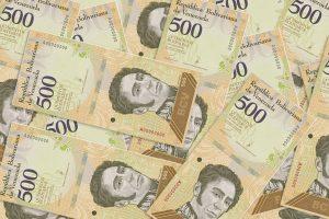 Venezuela: creció el doble la cantidad de billetes de 500 en el mes de Marzo