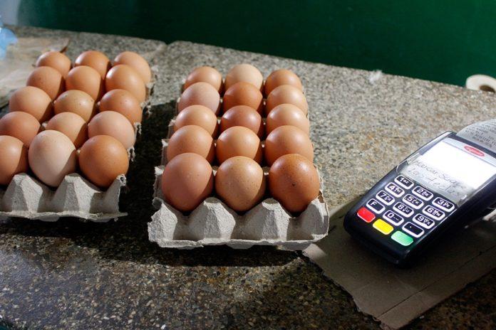 Tras aumento salarial precios de los huevos, arroz y queso se disparan en Venezuela