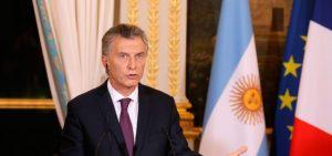 PIB argentino se desplomó 6,8% en marzo, panorama rudo para Macri